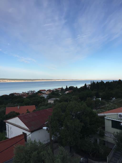 Sea view (balcony bedroom)
