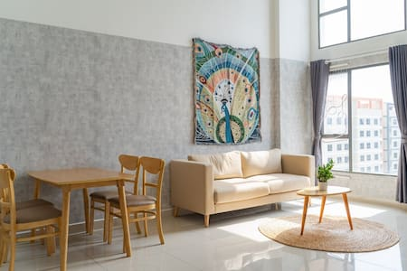 ^#HOF Homestay-1bedroom with light city view#^