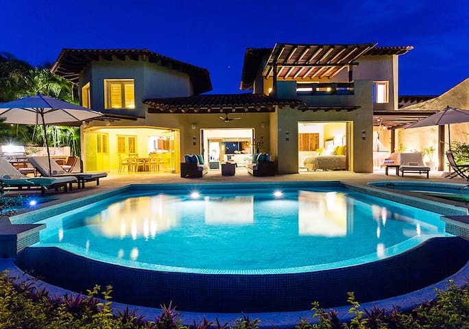 Villa Ipanema at Las Palmas, Punta Mita