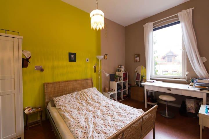Zimmer in zentraler Lage im Altbau - Nürnberg - Apartamento
