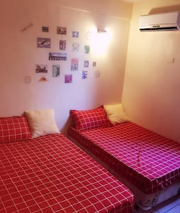 Family room  two beds - Tamuning - Wohnung