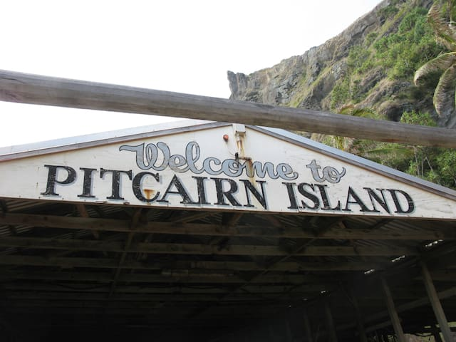 So you're interested in the epic adventure that is Pitcairn Island...well you've come to the right place!