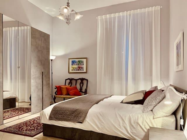 Vasco's sleeping room.