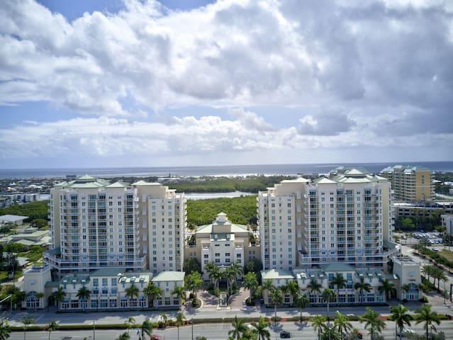 Resort style 1BR/1BA condo