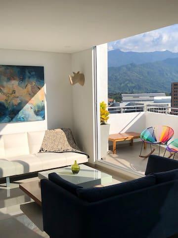 Beautiful Duplex in Armenia - Colombia (New)