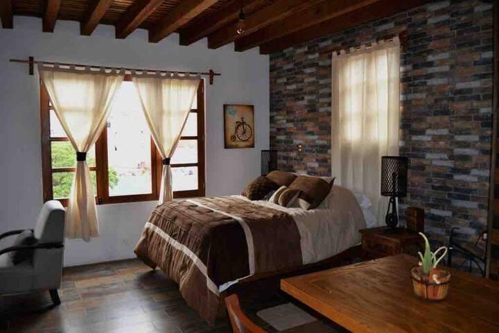 Hermosa suite en el corazón del centro histórico