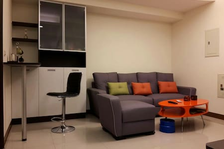 Kaohsiung holidays 近高鐵 溫馨舒適 整套雙人房 - 高雄市