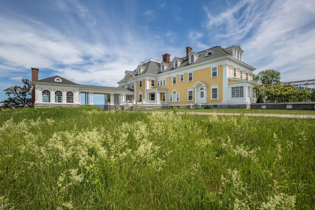 Burklyn Mansion Houses For Rent In Burke Vermont