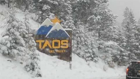 Bienvenidos a mi casa en Taos