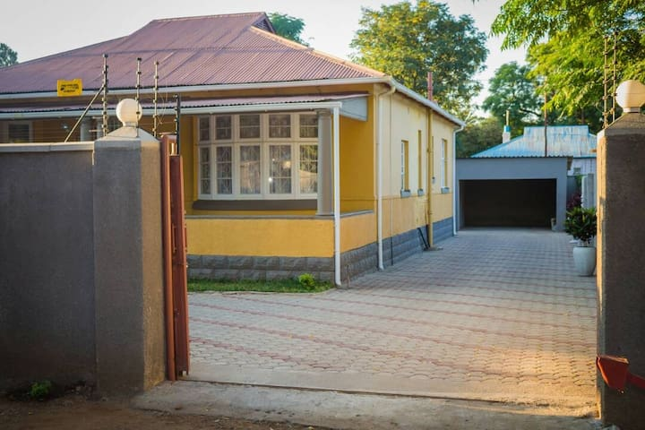 Urban luxury villa in the heart of Bulawayo