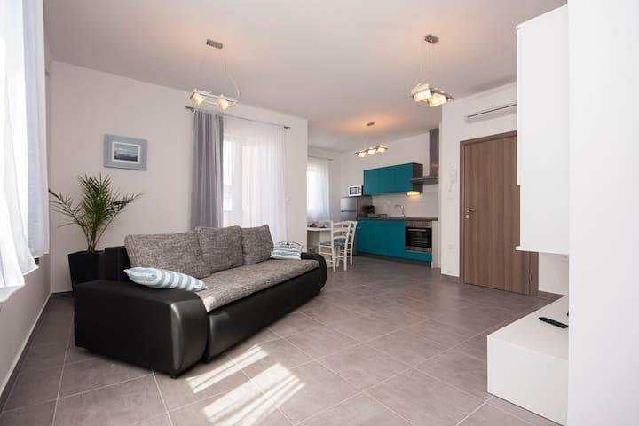 One bedroom apartment - Brodarica - Wohnung