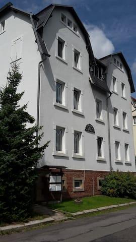 2 Zimmerwohnung mit Balkon - Chemnitz