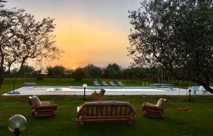 Villa Acanto Relais Country House - Entire villa