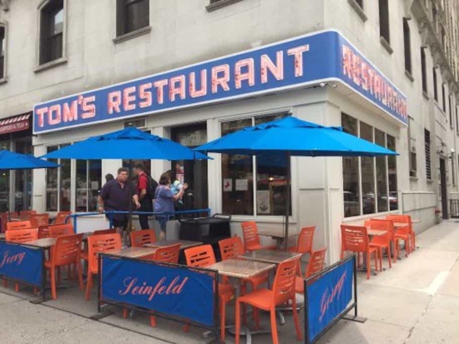 Famous Tom's home to Seinfeld