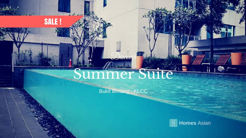 M104 Summer Suite with Balcony KLCC