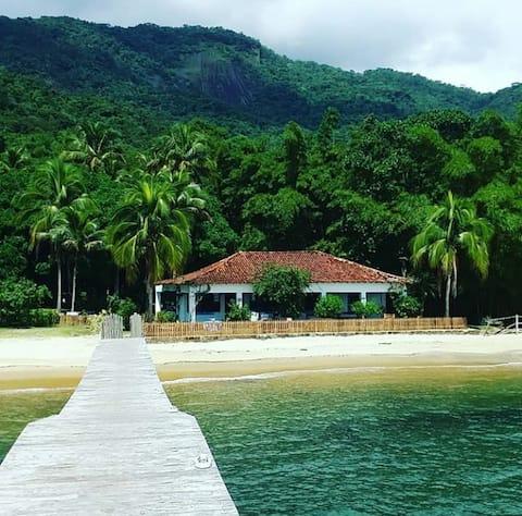 Casa da Estrela - praia Camiranga