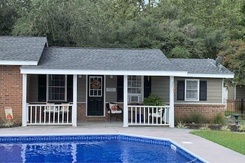 The Poolside Cottage