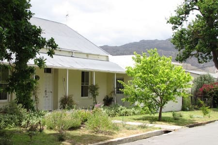 Separate wing of Victorian house - Villiersdorp - House