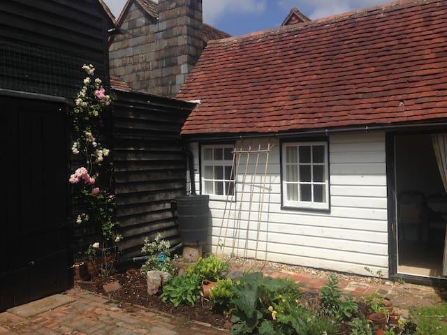 The garden room, ensuite, private entrance