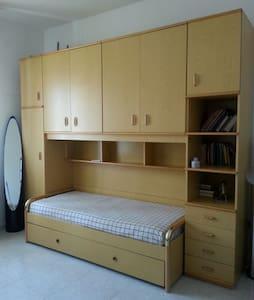 Appartamento Trilocale Siponto 100 metri dal mare - Apartment