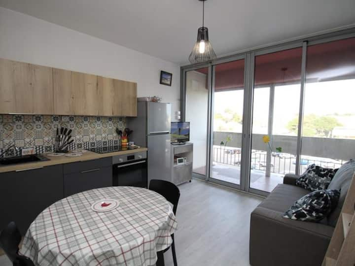 Appartement T1- RESIDENCE DES BAINS