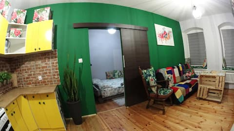 """Apartament """"Pod Papugami"""""""