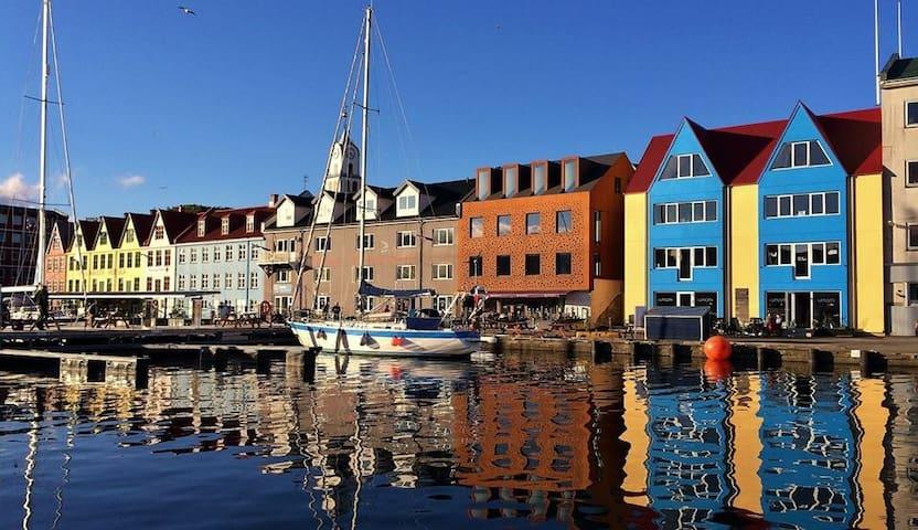 Lovely flat in the Capital, Tórshavn