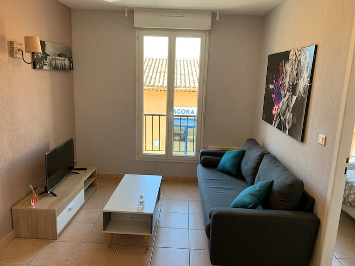 Appartement cozy centre Vinon sur verdon