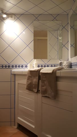 Chambre de 22m² avec SDB et WC privatifs