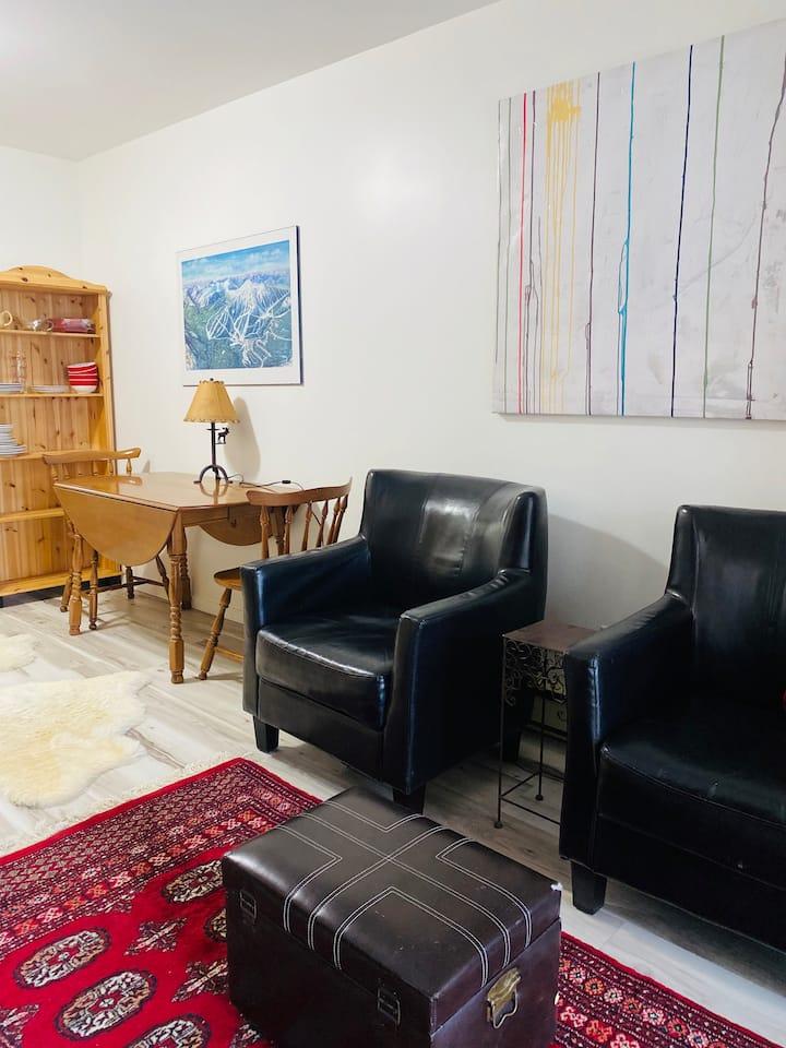 The Bears Den - Newly Renovated Studio!