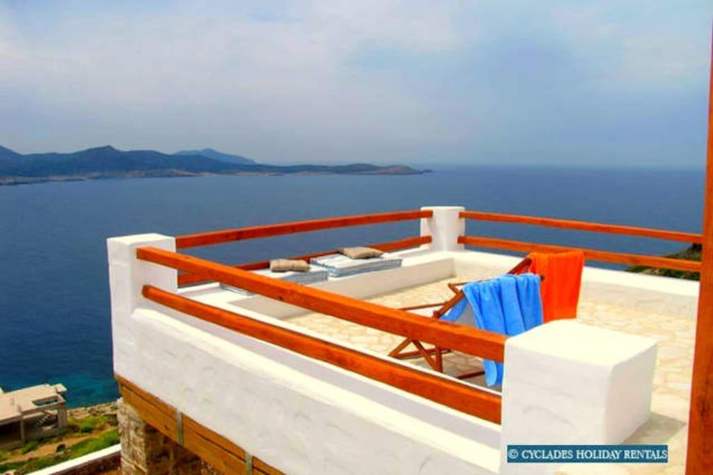 Rooms With Beds And Sofa In In Greece