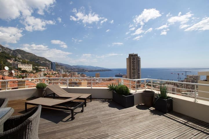 Le Lord Luxury Monaco Penthouse - Beausoleil - Departamento