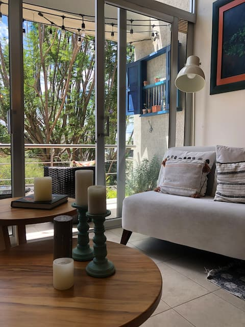 Beautiful and cozy loft in Cumbaya
