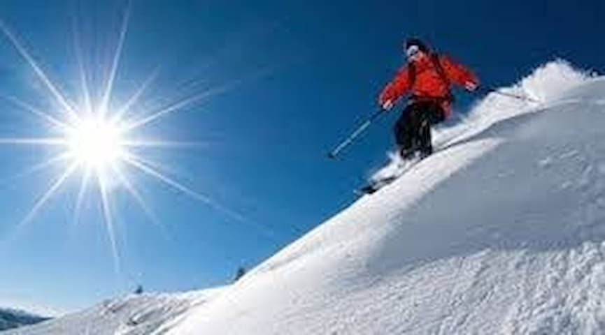 Ski Missouri, hike nearby trails, see St Louis
