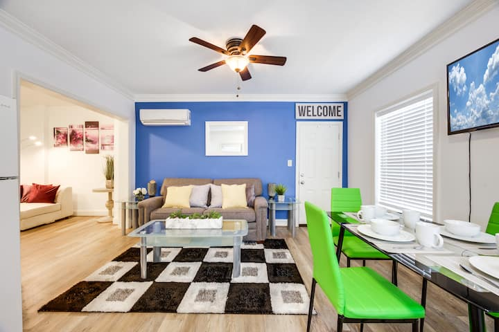 ✨Arlington*Nearby Metro*Private Parking*Whole Apt