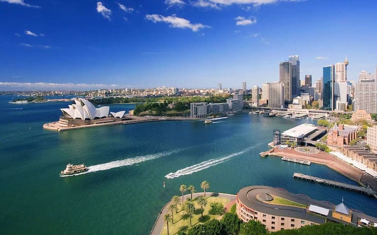 In the Heart of Sydney! Unbeatable Location!