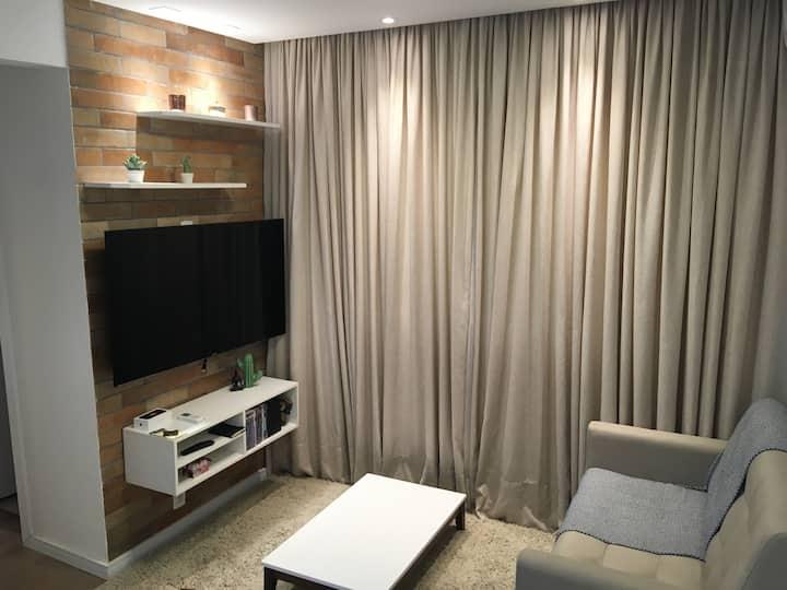 Apartamento - Joinville - centro