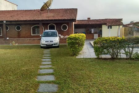 Casa Sorriso em Iguaba Grande - Iguaba Grande - 独立屋