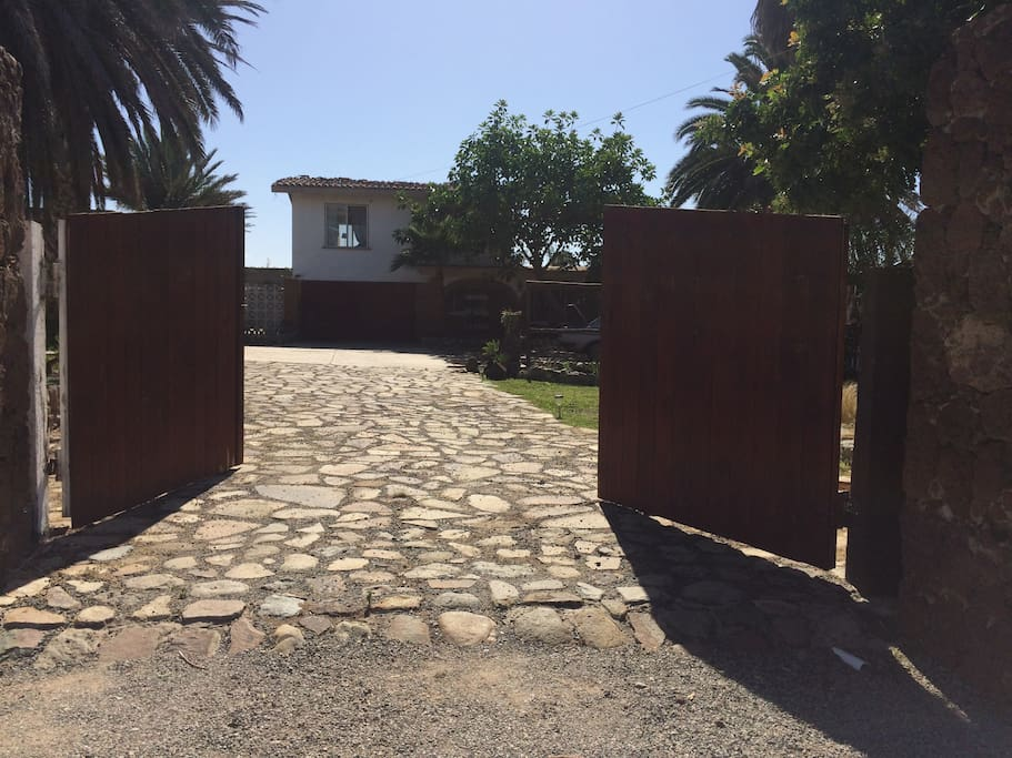 Enter your gated paradise