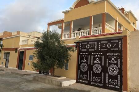 Résidence les Jasmins, confort, plage et beauté - Rejiche - Service appartement