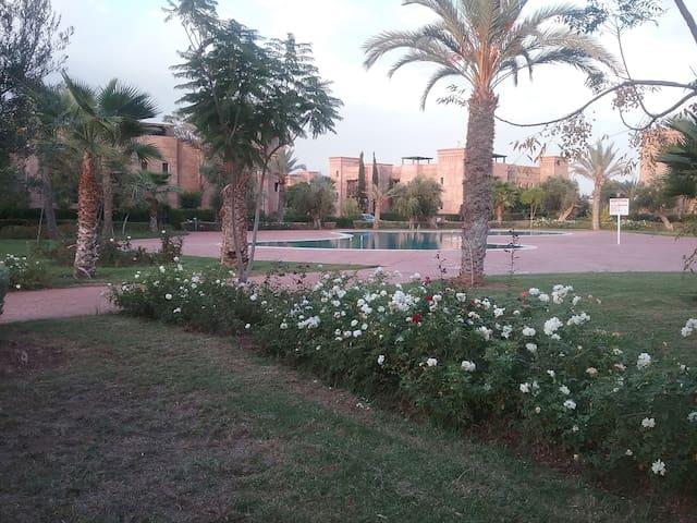 Villa (riad) de charme - Marrakech