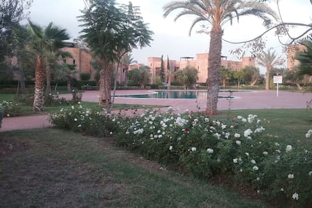 Villa (riad) de charme - Marrakesh