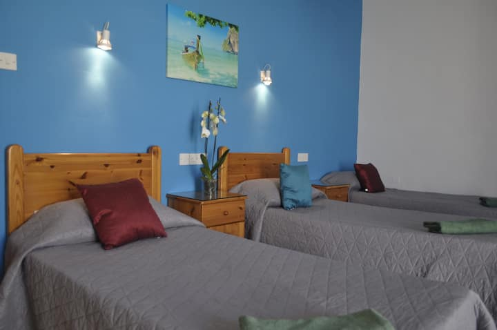 Gozo Belle Mare Apartment with ac 3 bedroom