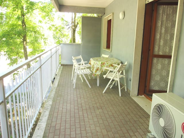 House Franco - Grado Pineta - 아파트