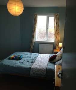 The friendly blue room - Apartment