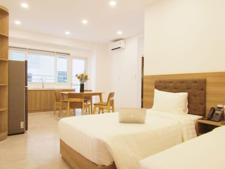 SOHO APARTMENTS (14) - 1 BEDROOM WITH CITYVIEW