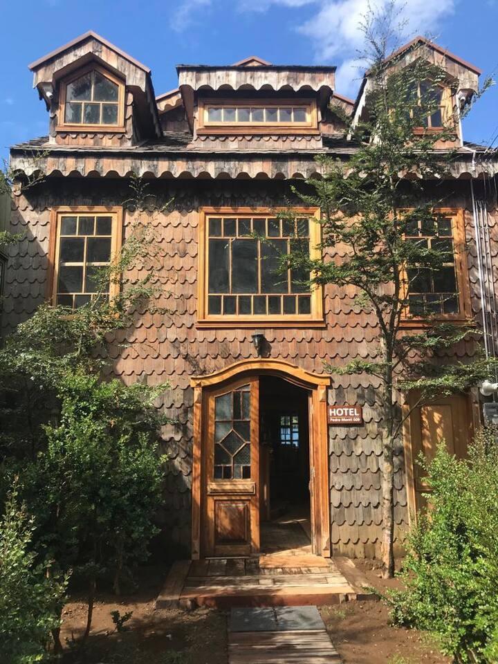 Habitación estándar en Palafito Koihüe