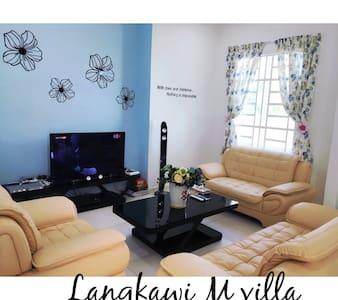Langkawi M villa(大洋湾M别墅) - Adosado
