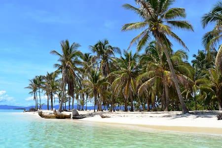 "San Blas ""Ogob Nega"" Cabins on Chichime Island - Bungaló"