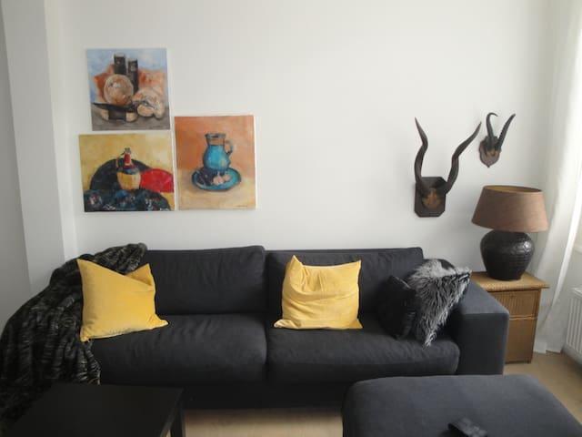 Uniek appartement in centrum van Hulst
